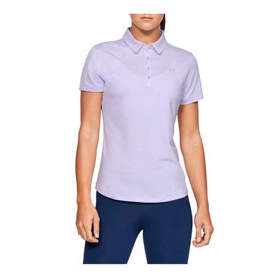 ZINGER - Polo Donna purple