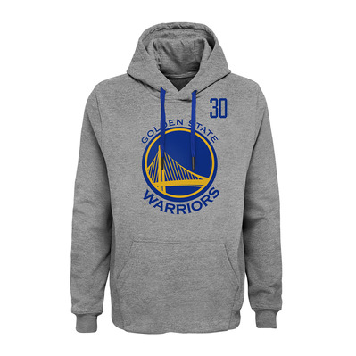GOAT PO GOLDEN STATE WARRIORS STEPHEN CURRY - Sudadera hombre team color
