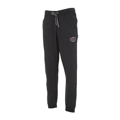 NOW LOOPBACK NO PIPING - Pantalón de chándal hombre black marl