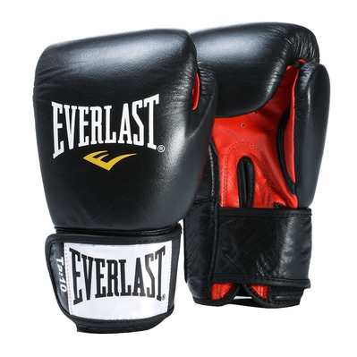 FIGHTER - Guantes de boxeo black/red