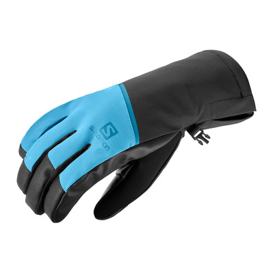 PROPELLER ONE - Guantes hombre fjord blue/black