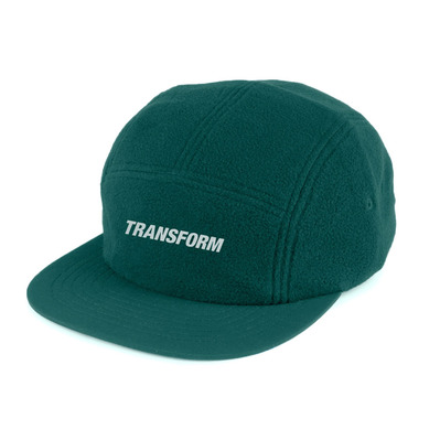 FLEECE - Gorra green