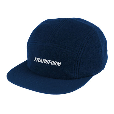 FLEECE - Gorra navy