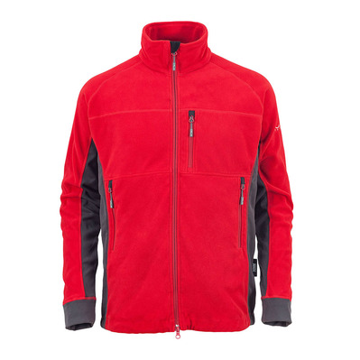ANAS - Polar hombre red/dark grey
