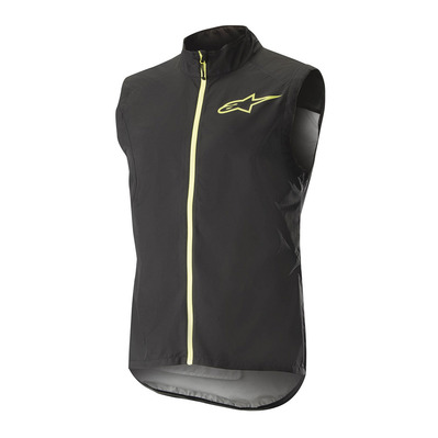 DESCENDER 2 1650517 - Veste Homme black/acid yellow