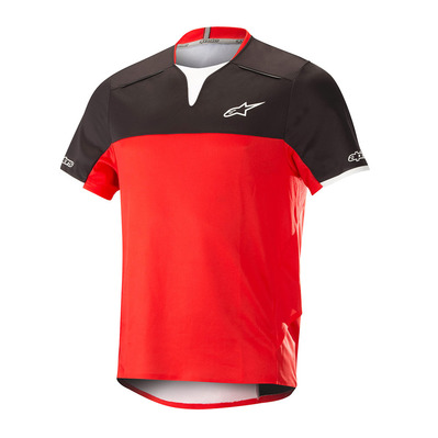 DROP PRO 2 - Maillot Homme black/red