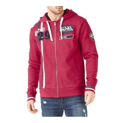 OLYMPUS - Sweat Homme rouge