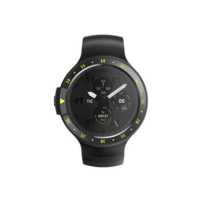 TICWATCH S KNIGHT - Orologio connesso black