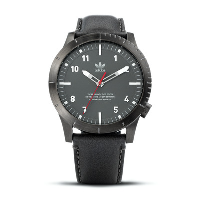 CYPHER LX1 - Montre quartz Homme gunmetal/charcoal