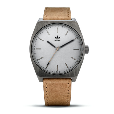 PROCESS L1 - Montre quartz Homme gunmetal/gray/bone