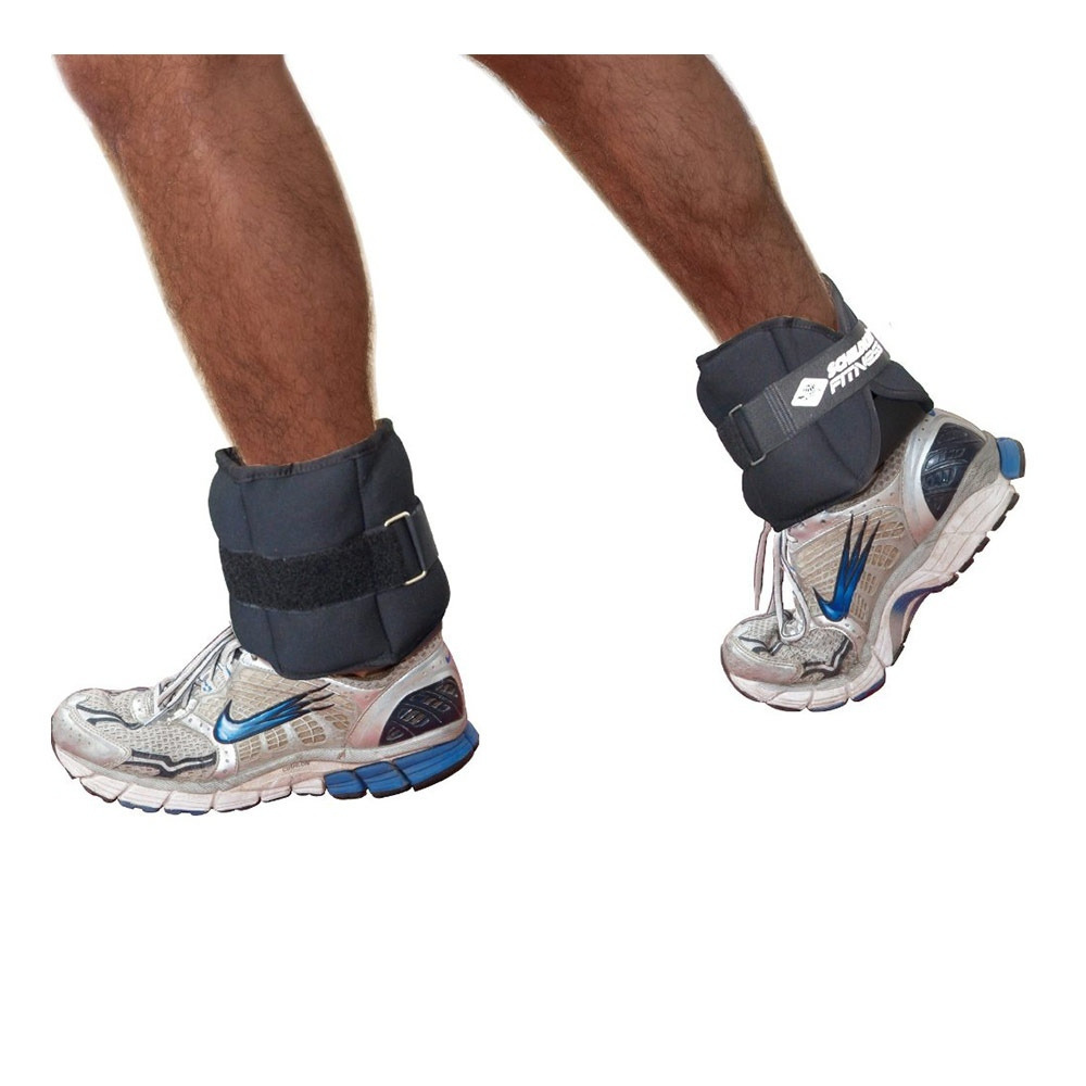 Black Wrist Strap Ankle
