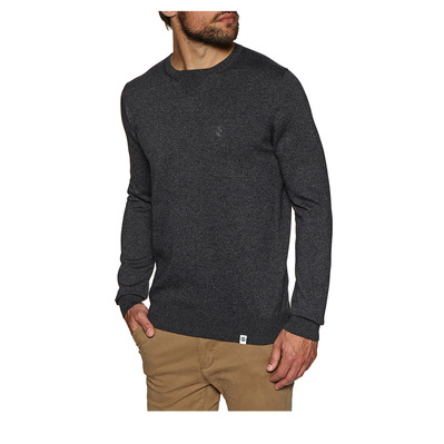 CREW - Jersey hombre charcoal heather
