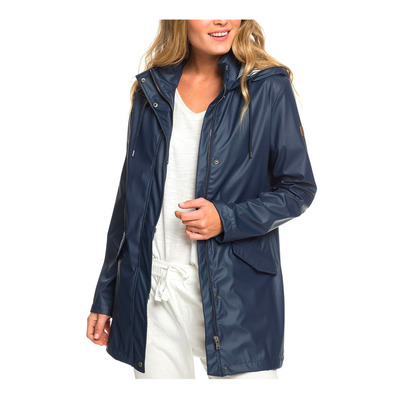 EARLY MORNING - Chaqueta mujer dress blues/solid
