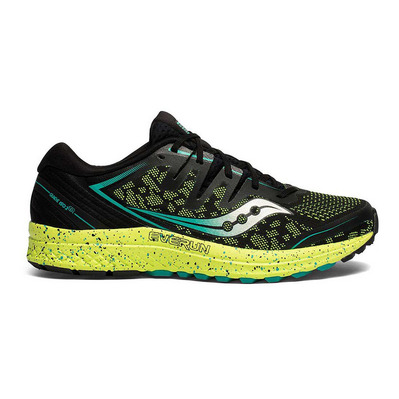 GUIDE ISO 2 TR - Chaussures trail Homme black/citron