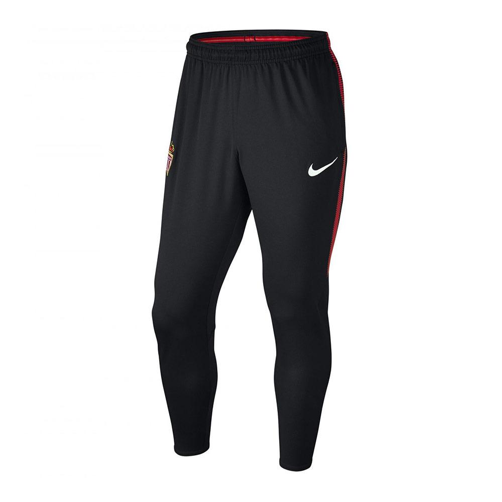 NIKE / ADIDAS Nike AS MONACO SQUAD - Pantaloni tuta Uomo black ...