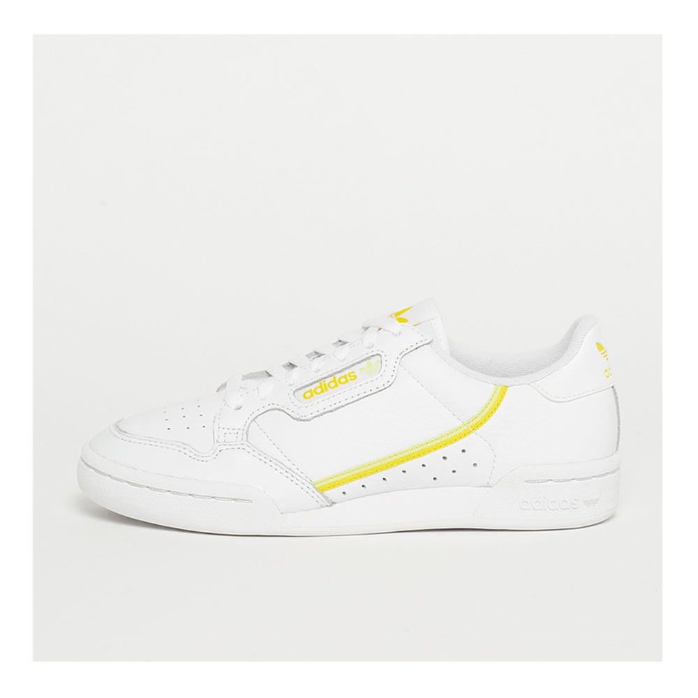 TOTAL CHAUSSURES Adidas CONTINENTAL 80 - Sneakers Femme ...
