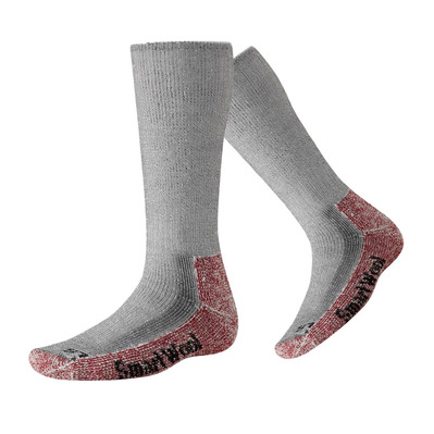 SMARTWOOL - MOUNTAINEERING EXTRA HEAVY CREW - Socks - charcoal heather