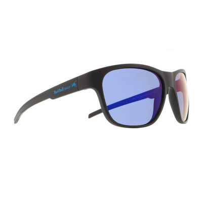 RED BULL - SONIC - Gafas de sol polarizadas black/smoke blue mirror