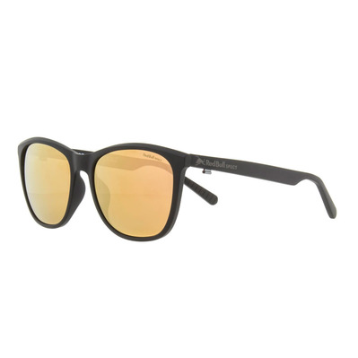 RED BULL - FLY - Gafas de sol polarizadas mujer black/brown bronze mirror