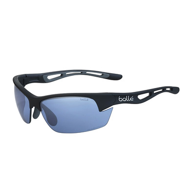 BOLLE - BOLT S MATTE BLACK PHANTOM COURT Unisexe Noir