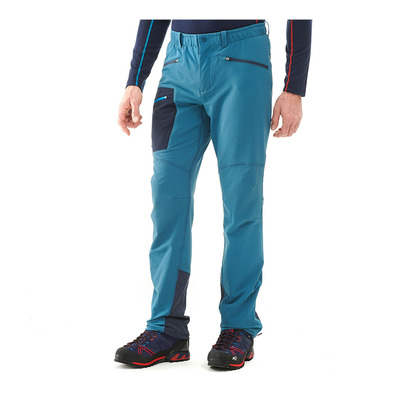 MILLET - TRILOGY WOOL - Pantalon Homme indian/saphir
