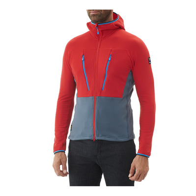 MILLET - TRILOGY ULTIMATE POWER - Polaire Homme indian/red