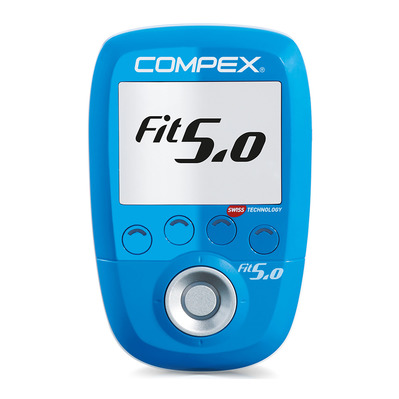 COMPEX - FIT 5.0 WIRELESS - Elettrostimolatore blu