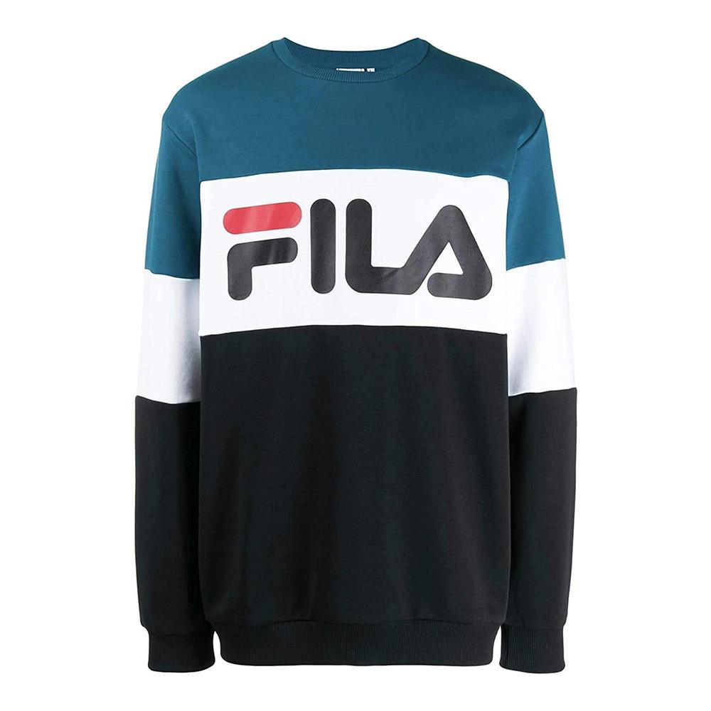 FILA Fila FI3068 Sweat Homme black blue Private Sport Shop
