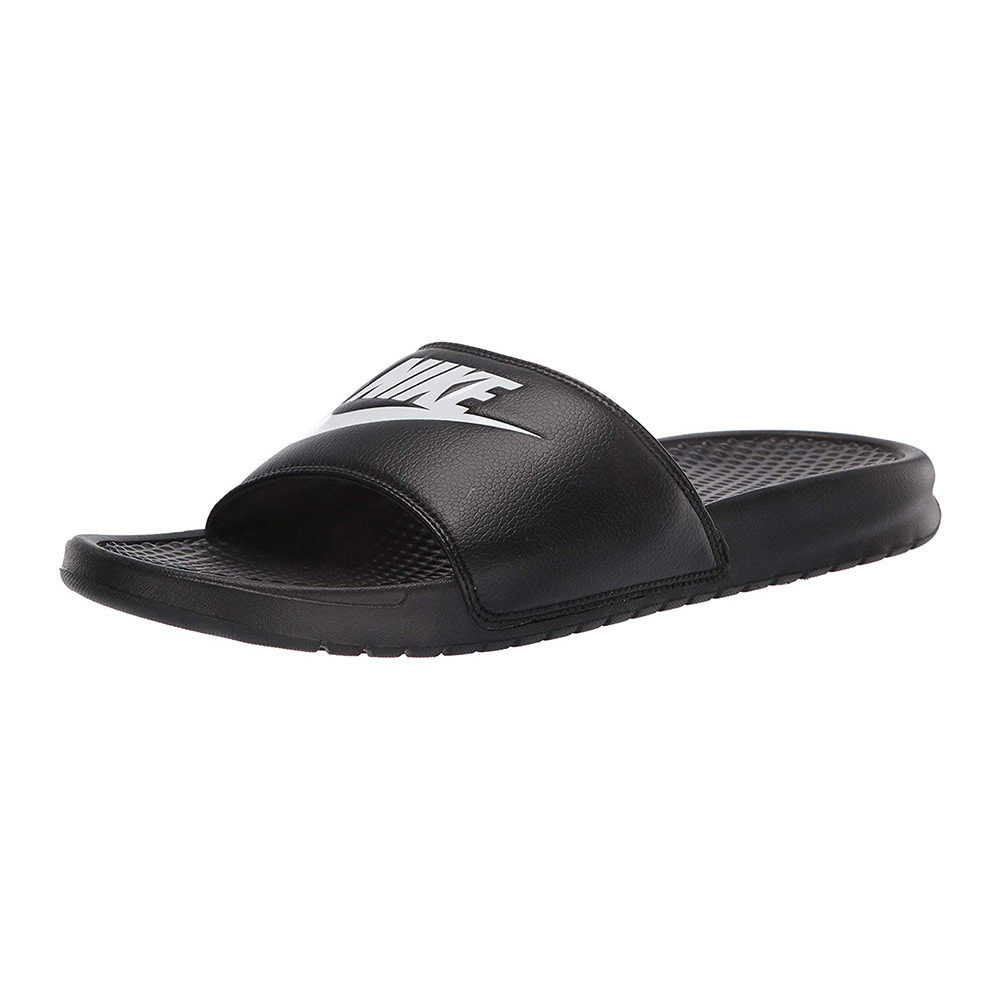NIKE Nike BENASSI JDI Sandals Men's blackwhite