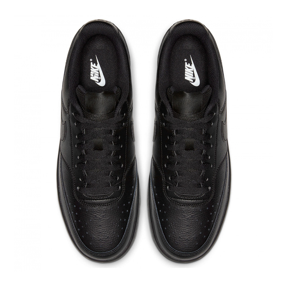 NIKE Nike COURT VISION LOW Sneakers Homme black Private