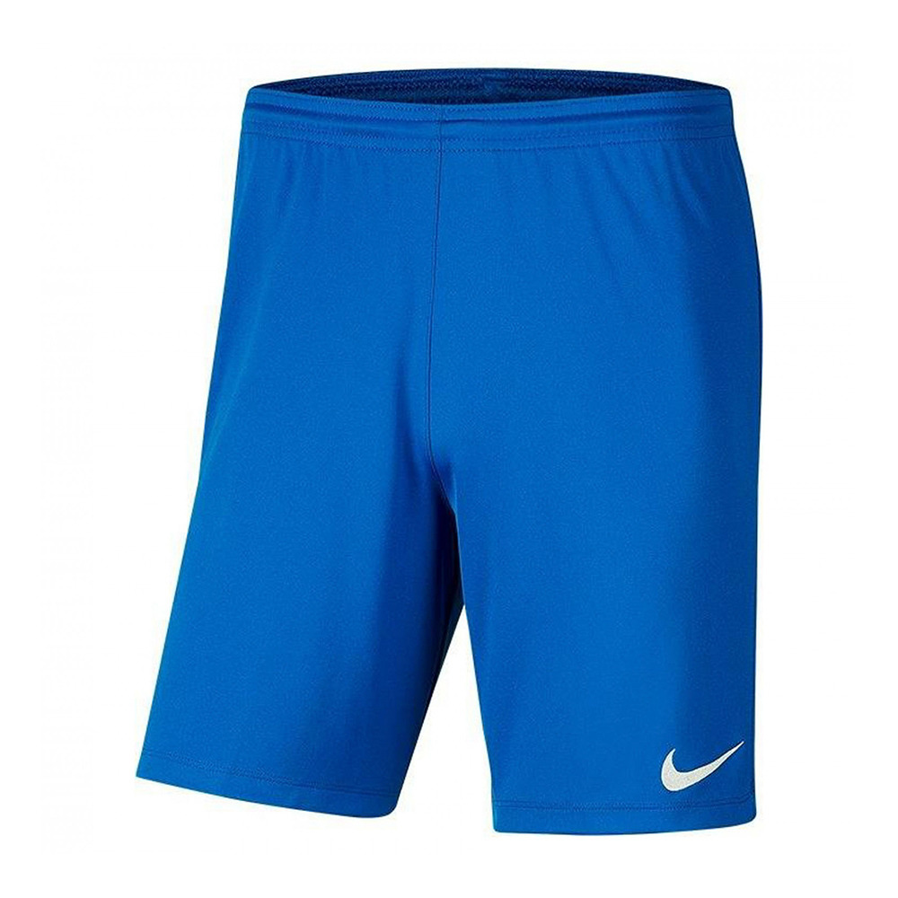 NIKE Nike PARK III Short Homme blue Private Sport Shop