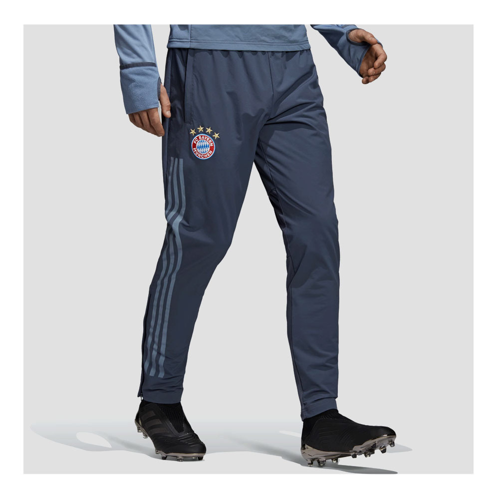 Ganar control huella dactilar chisme  OUTLET PANTALONES TALLAS S y - Adidas BAYERN MUNICH TRAINING 18/19 -  Pantalón de chándal hombre blue - Private Sport Shop
