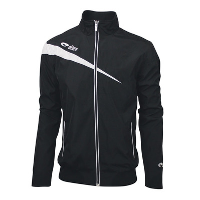 ELDERA - MICRO VICTOIRE - Jacket - black/white