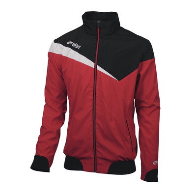 ELDERA - MICRO VICTOIRE - Jacket - red/black