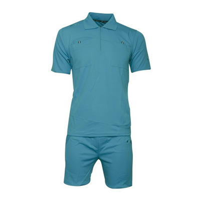 ELDERA - KIT ARBITRE - Polo + Shorts - turquoise