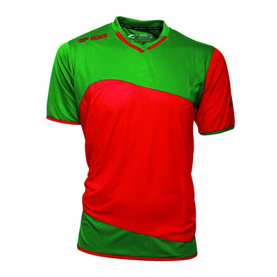 ELDERA - MONDIAL - Jersey - green/red
