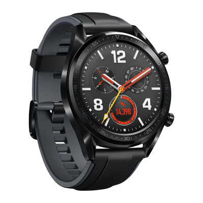 HUAWEI - GT1 SPORT - Montre connectée black