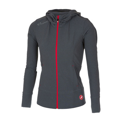 CASTELLI - RACE DAY - Jacket - Women's - anthracite