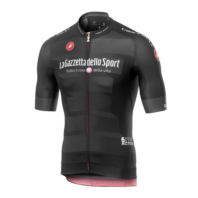 CASTELLI - GIRO102 RACE - Jersey - Men's - black