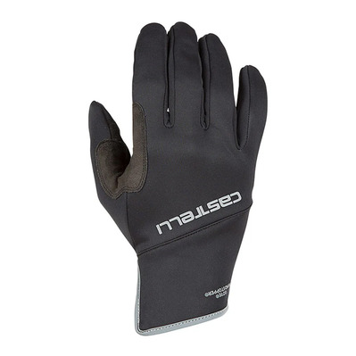 CASTELLI - SCALDA - Gloves - Men's - black