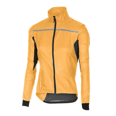 CASTELLI - SUPERLEGGERA - Jacket - Women's - orange