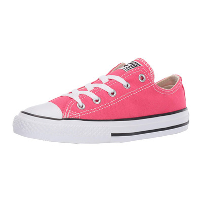 CONVERSE - CHUCK TAYLOR ALL STAR SEASONAL LOW - Shoes - Junior - strawberry jam grade B