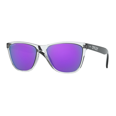 OAKLEY - FROGSKINS 35TH - Occhiali da sole polished clear/prizm violet