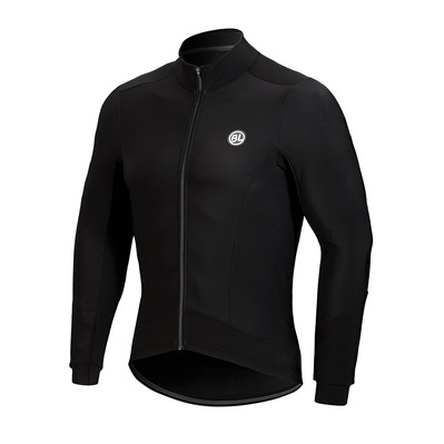 BICYCLE LINE - BRETAGNA - Camiseta hombre black