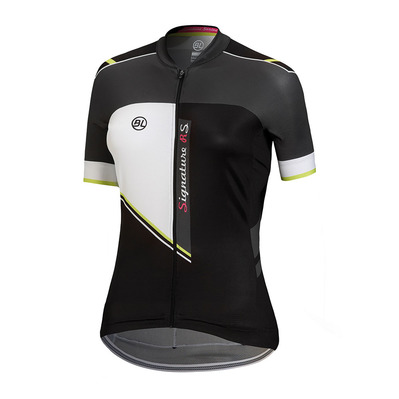 BICYCLE LINE - SIGNATURE RS - Camiseta mujer black