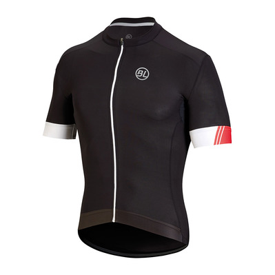 BICYCLE LINE - SOFFIO - Camiseta hombre black