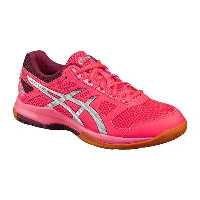 ASICS - GEL-FLARE 6 - Indoor Shoes - Women's - diva pink/silver