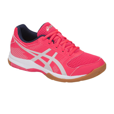 ASICS - GEL-ROCKET 8 - Volleyball Shoes - Women's - diva pink/glacier grey