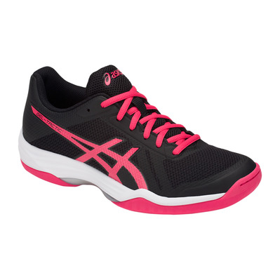 ASICS - GEL-TACTIC - Volleyball Shoes - Women's - black/pixel pink