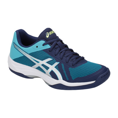 ASICS - GEL-TACTIC - Volleyball Shoes - Women's - indigo blue/silver